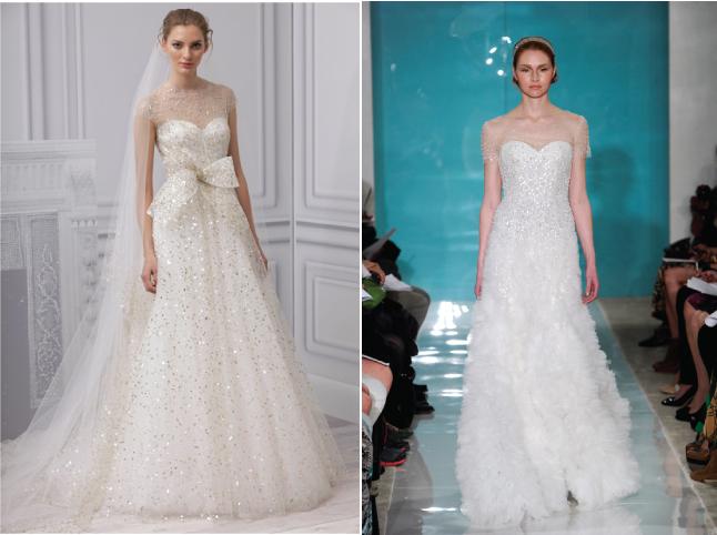 Spring 2013 Wedding Dress Trends