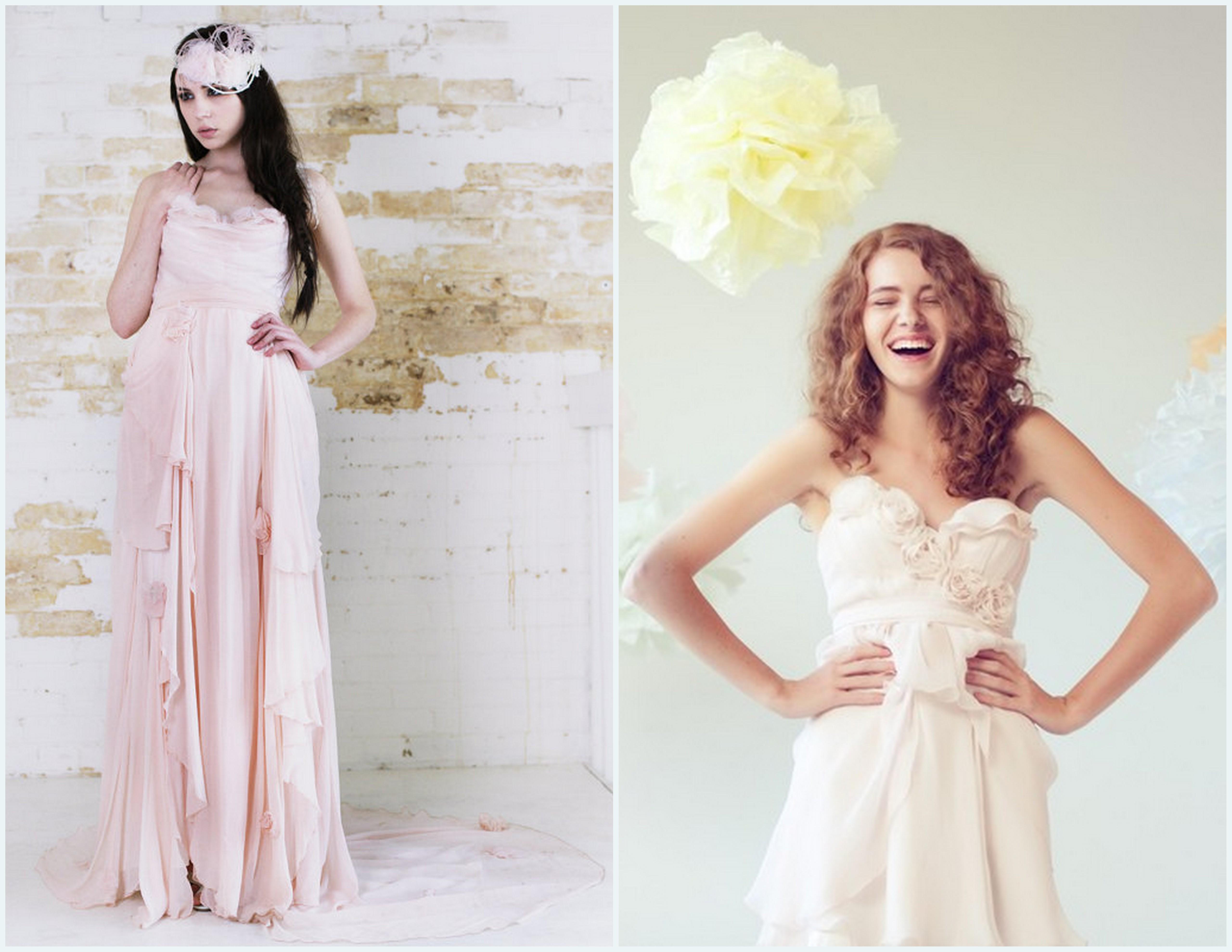 la claire wedding dresses