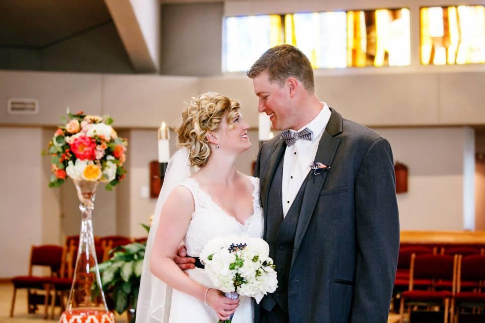 Cloud 9 Denver Wedding At Mile High Station