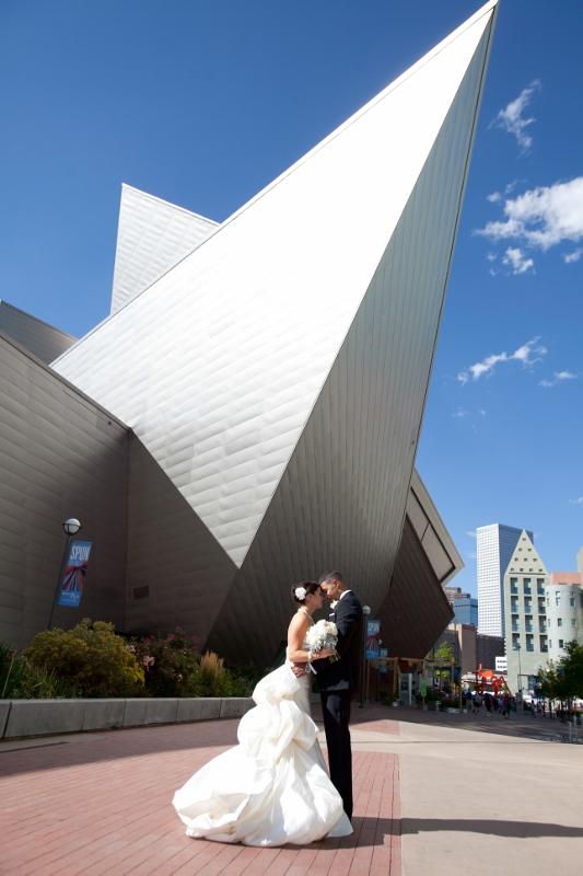 Denver Art Museum Wedding Susan Pacek Cloud 9 533x800